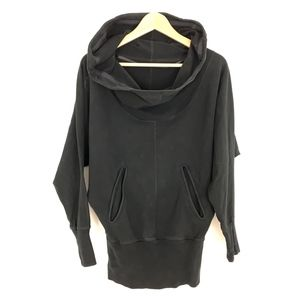 Lululemon Flashback Hoodie Sweatshirt No Drawstrin